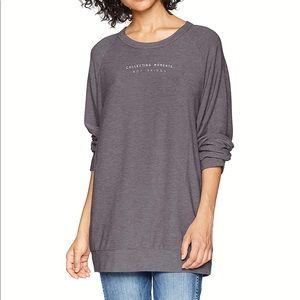 NWT Good hYOUman women's Dave crewneck sweater M